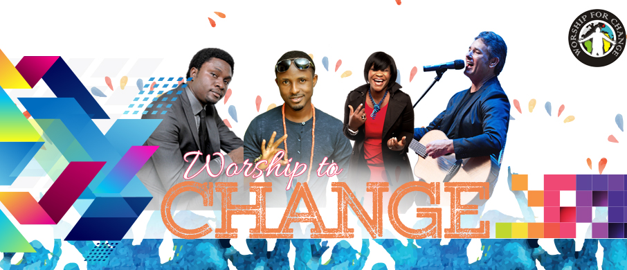 WORSHIP FOR CHANGE 2015