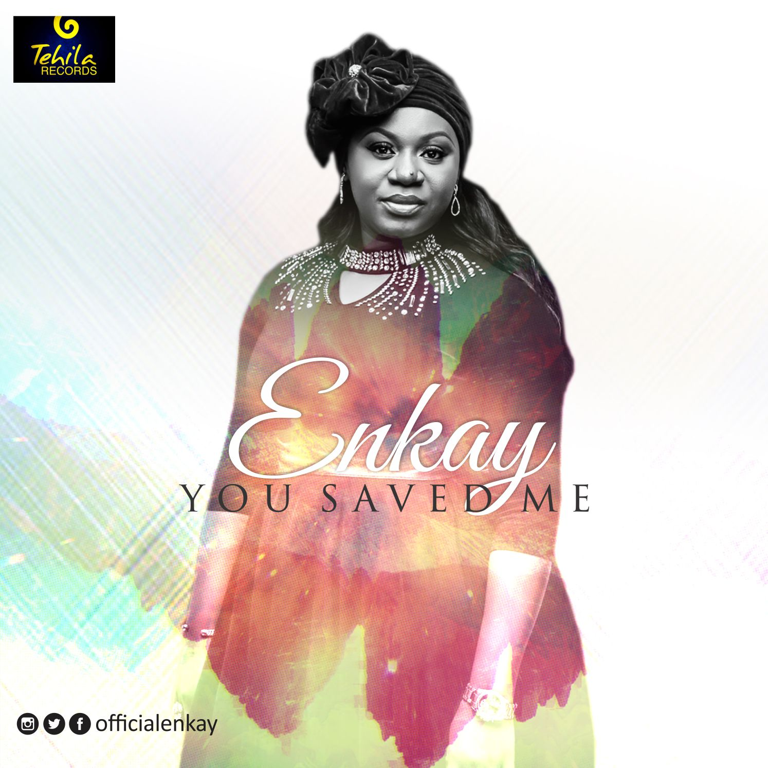 ENKAY RELEASES NEW SINGLE - 'YOU SAVED ME'